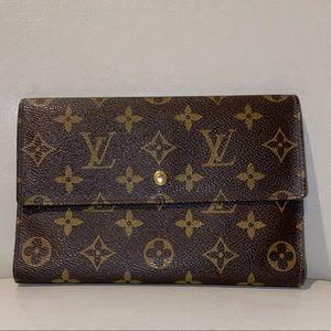 Louis Vuitton Trifold Porte Tresor Etiu Papiers